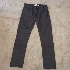 Men's 511 Slim Levi's Gray Jeans W29 X L29